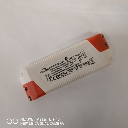Eaglerise  ELP020C0350LSD1 constant current 350mA / 34 - 58V dimmable LED Driver