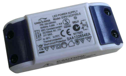 Eaglerise  EIP012C0350LS constant current 350mA / 18 - 34V LED Driver