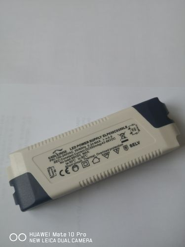 Eaglerise LED Driver Constant Current DC 500mA / 15-30W